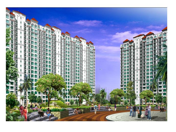 Sikka kirat greens luxury living sociey