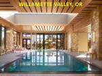 willamette valley or