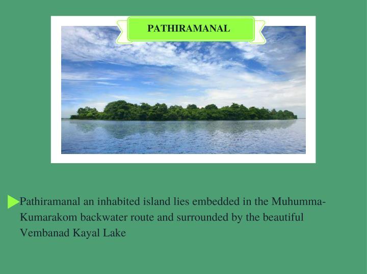 PATHIRAMANAL
