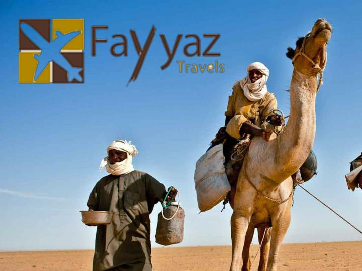 Fayyaz travel agency corporate travel agents