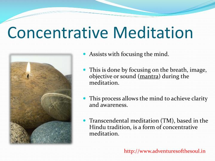 Concentrative Meditation
