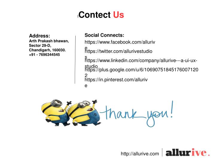 Social Connects:
