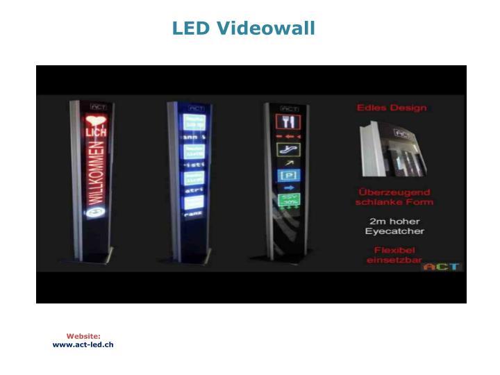 LED Videowall