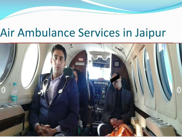 Air Ambulance Services in