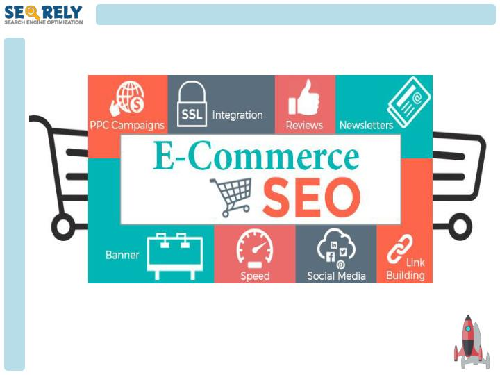 Ecommerce seo services seorely