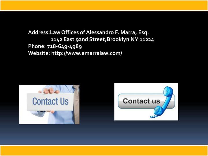 Address:Law