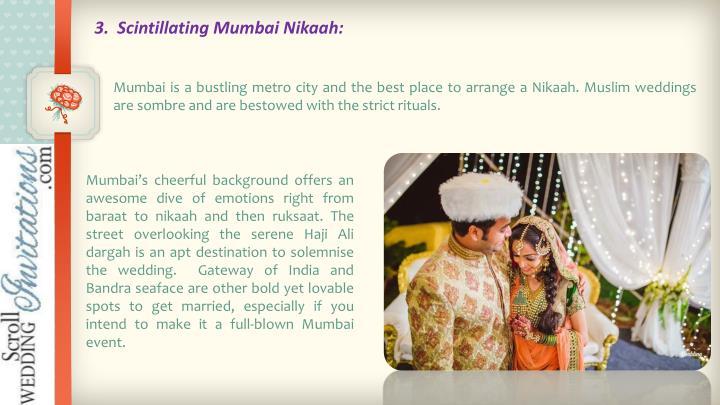 3.  Scintillating Mumbai