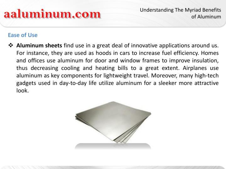 Understanding The Myriad Benefits