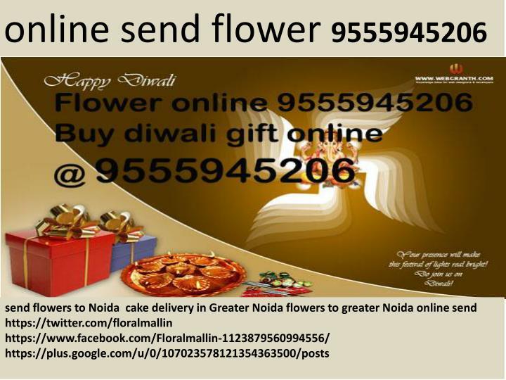 online send flower