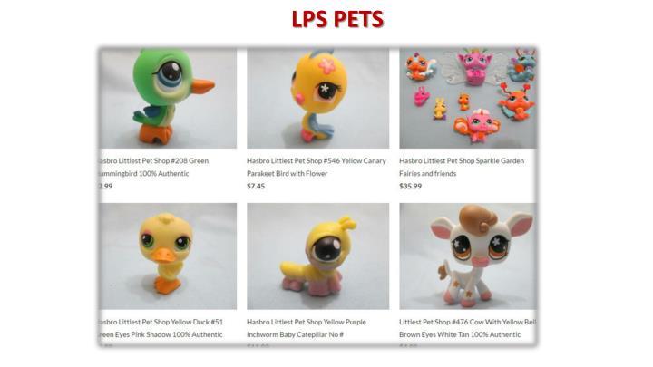 LPS PETS