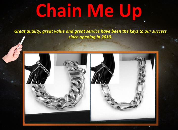Chain Me Up