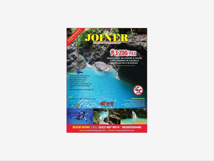 Aree travel tours cebu joiner tour package 7428614