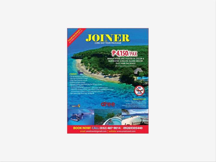 Aree travel tours cebu joiner tour package 7428618