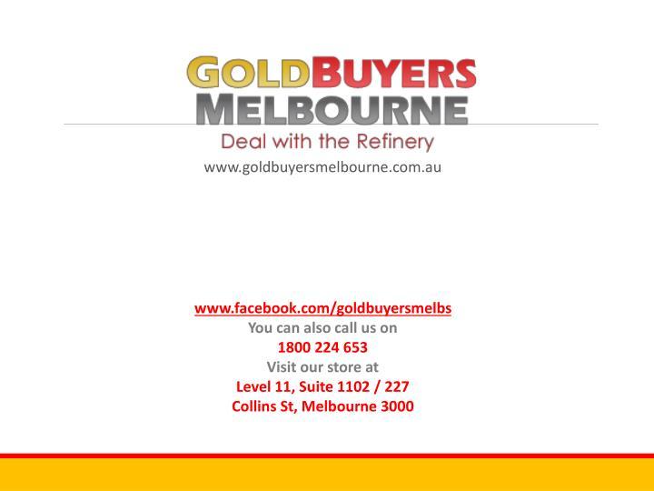 www.goldbuyersmelbourne.com.au