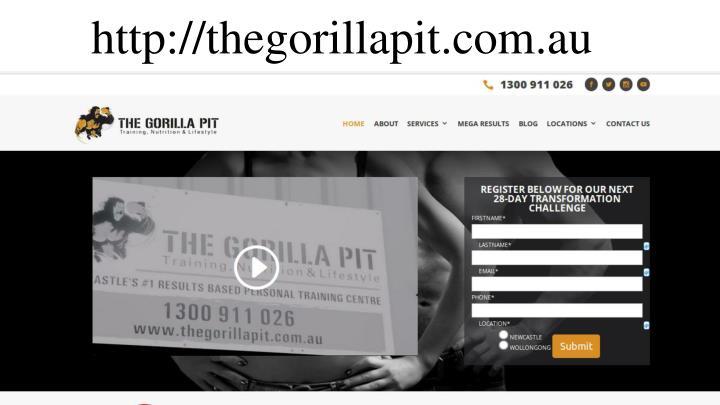 http://thegorillapit.com.au