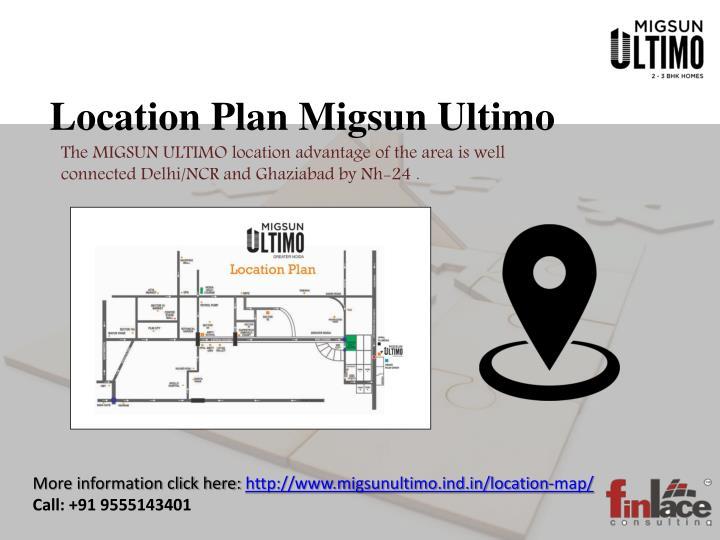 Location Plan Migsun Ultimo