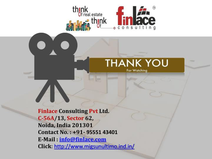 Finlace Consulting Pvt Ltd.