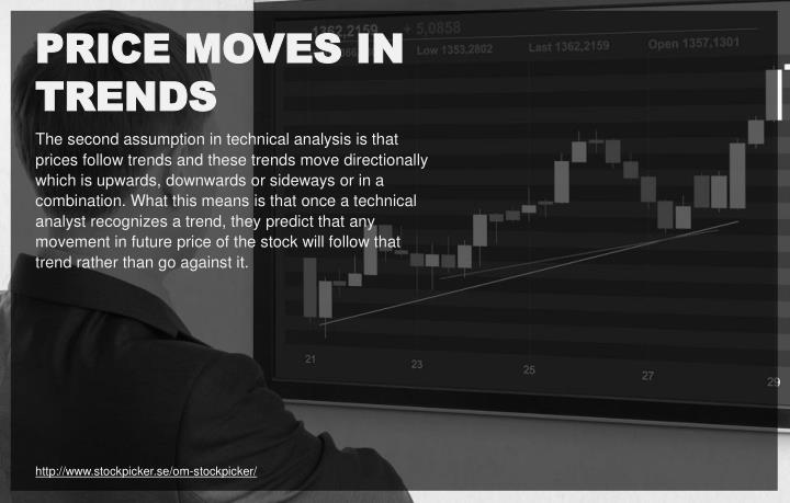 PRICE MOVES IN TRENDS