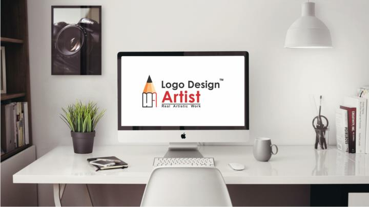 Logo design artist cctv camera system our logo design