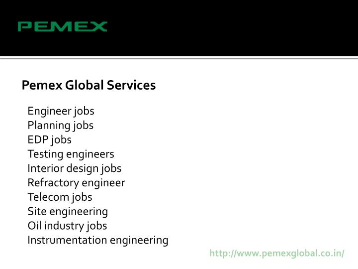 Pemex Global Services