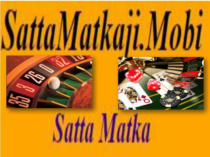 Different ways of playing satta matkaji