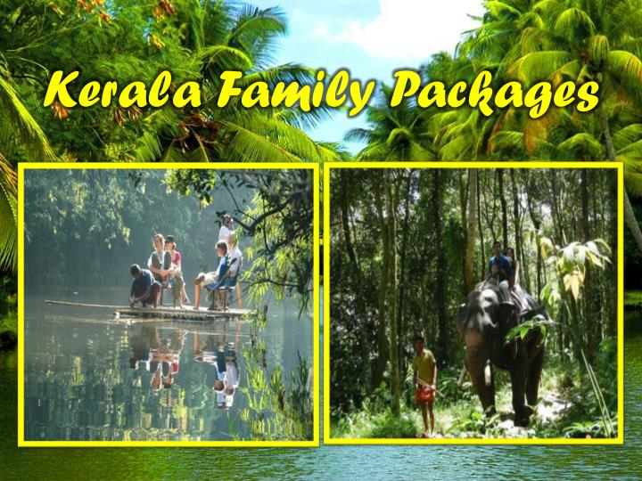 Kerala Family Packages