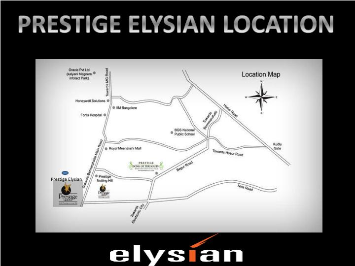 PRESTIGE ELYSIAN LOCATION