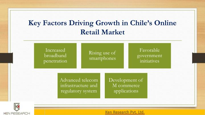 Key factors driving growth in chile s online retail market