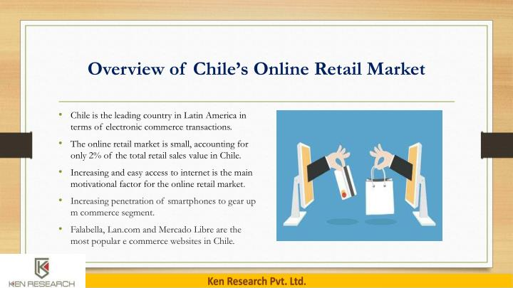 Overview of chile s online retail market