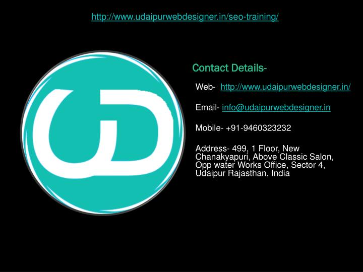 http://www.udaipurwebdesigner.in/seo-training/