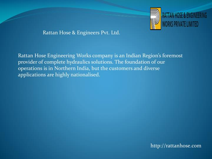 Rattan Hose & Engineers Pvt. Ltd.