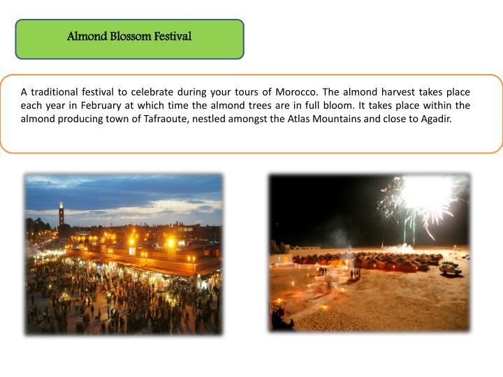 Almond Blossom Festival