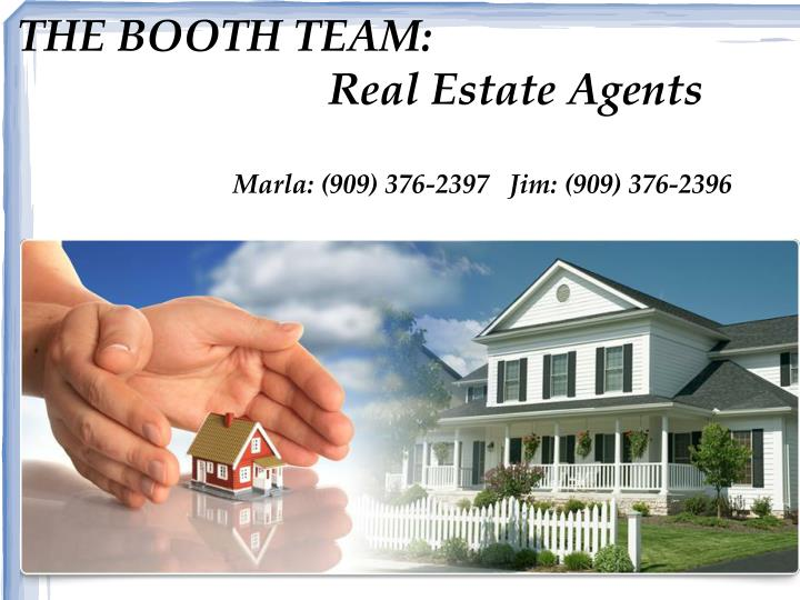 The booth team real estate agents