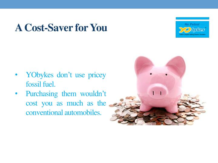 A Cost-Saver