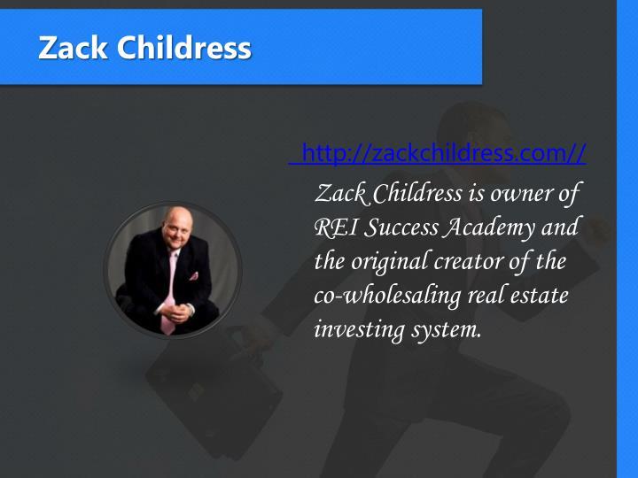 Zack Childress