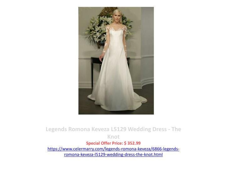 Legends Romona Keveza L5129 Wedding Dress - The Knot