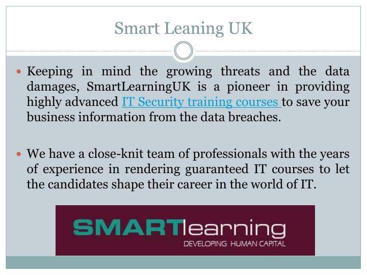 Smart Leaning UK
