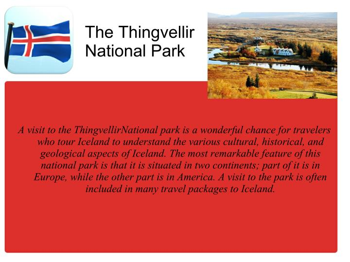 The Thingvellir