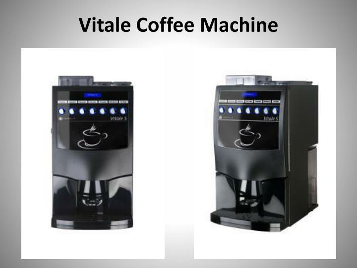 Vitale Coffee Machine
