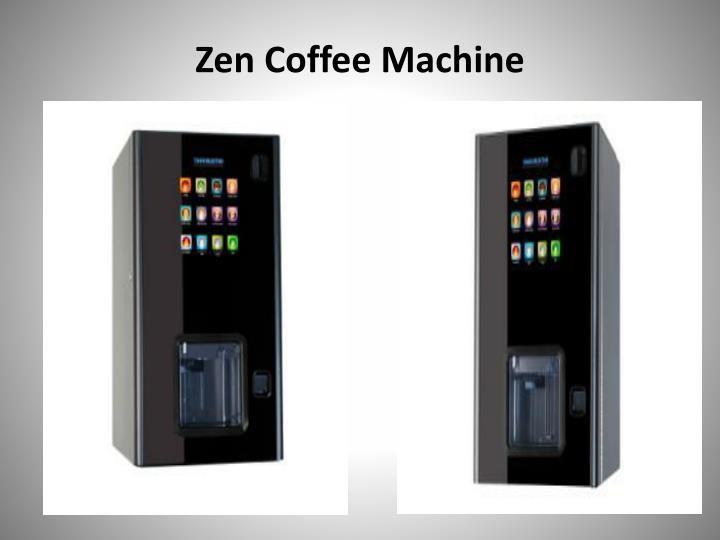ZenCoffee Machine