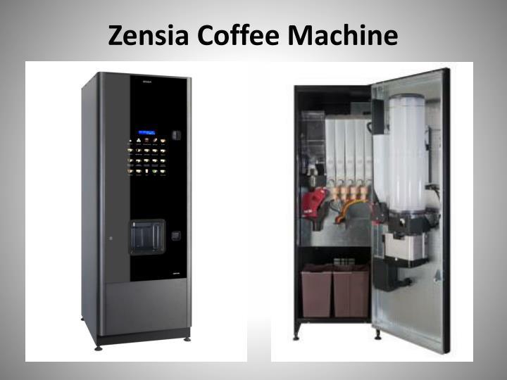 Zensia Coffee Machine