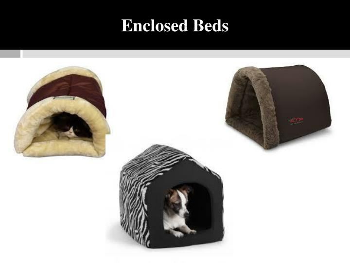 Enclosed Beds