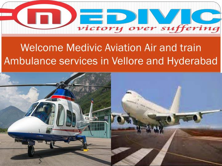Welcome Medivic Aviation Air and train