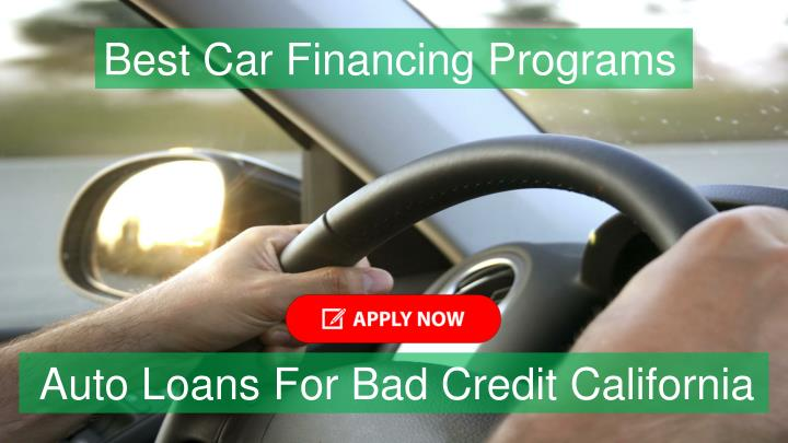 Best Car Financing Programs