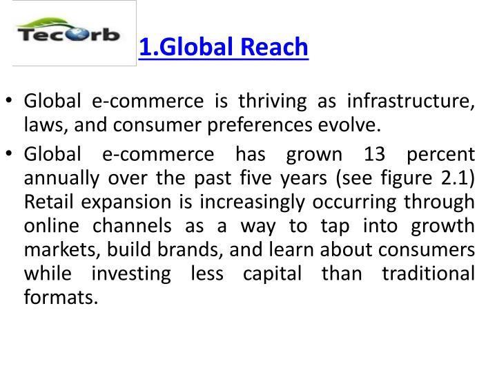 1.Global Reach