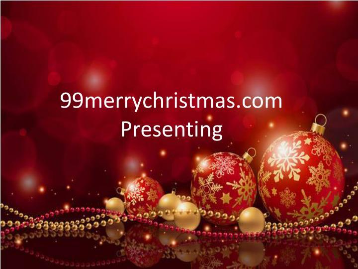 99merrychristmas.com
