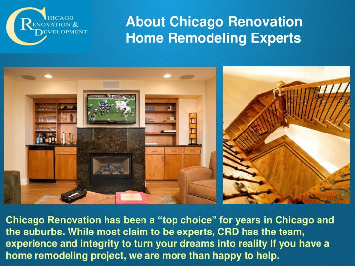 About Chicago Renovation