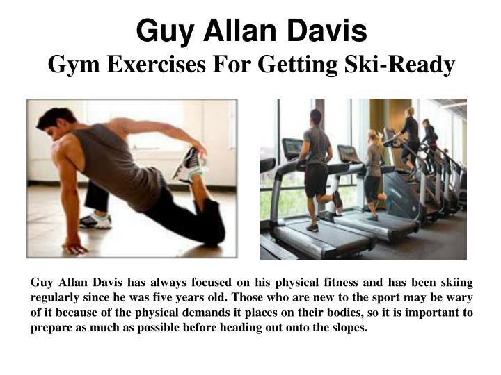 Guy Allan Davis