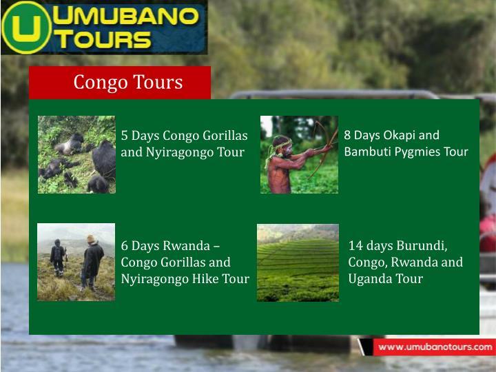 Congo Tours