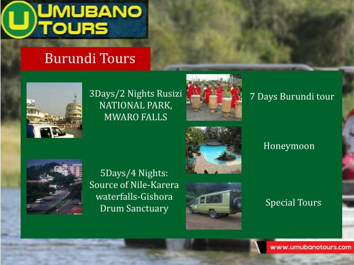 Burundi Tours